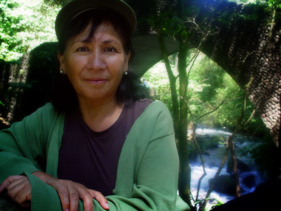 Teresita at Uruapan National Park by Ave Valencia