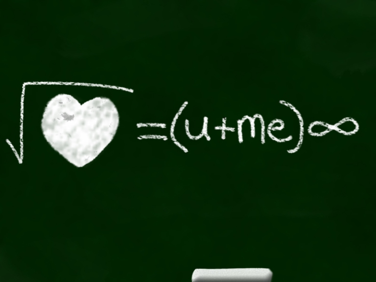 """Square Root of Love "" by Ave Valencia"