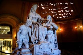 Queen Isabella Statue, 16