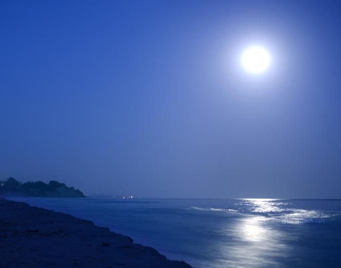 Blue Moon by Ave Valencia