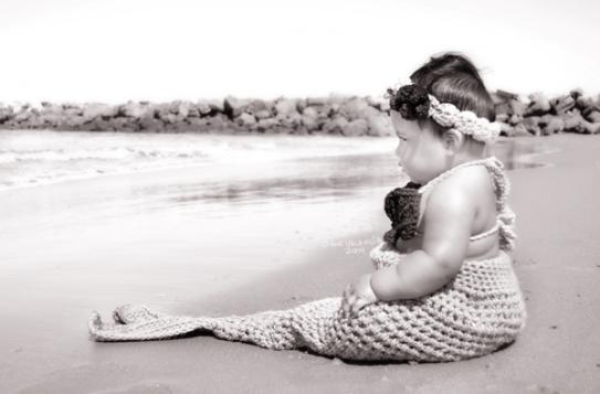 Baby Beach Portraits Ventura