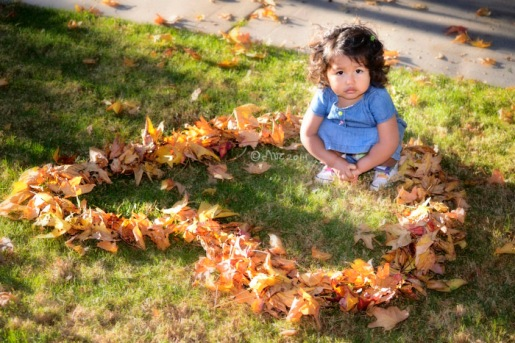Baby Sycamore Leafs Portraits by Ave Valencia