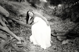 Bridal Shoot by Ave Valencia