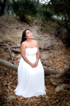 Bridal Shoot by Ave Valencia