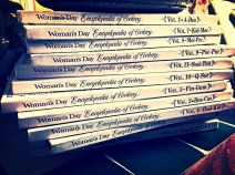Woman's Day Encyclopedia of Cookery, shopping, Cambria California